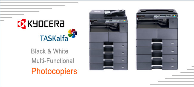 Kyocera BW Photocopiers distributor dealers in Ludhiana Punjab