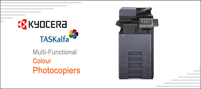 Kyocera Colour Photocopiers distributor dealers in Ludhiana Punjab