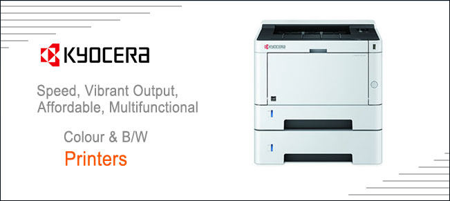 Kyocera Multifunction Colour BW Laser Printers distributor dealers in Ludhiana Punjab